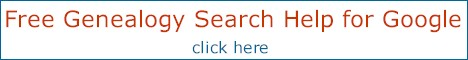 Click here for free genealogy search help for Google
